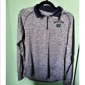 Notre Dame Sweatshirt is perfect 4 back to school